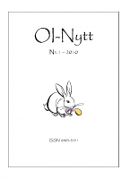 OI-Nytt 2010 NR. 1