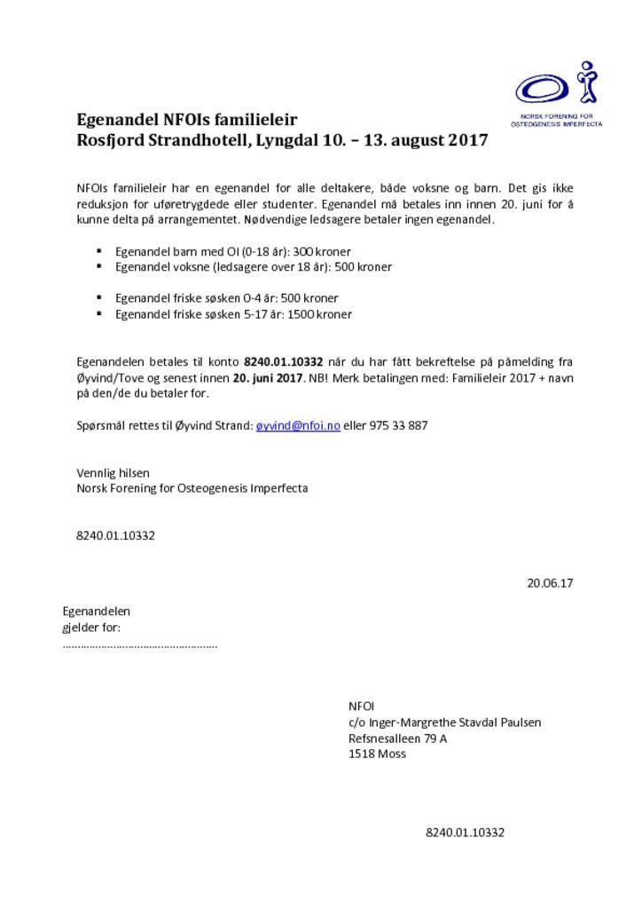 thumbnail of Egenandel NFOIs familieleir Lyngdal 2017