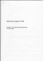 Referat NFOIs årsmøte 2002