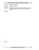 Referat NFOIs årsmøte 2004
