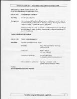Referat NFOIs årsmøte 2012