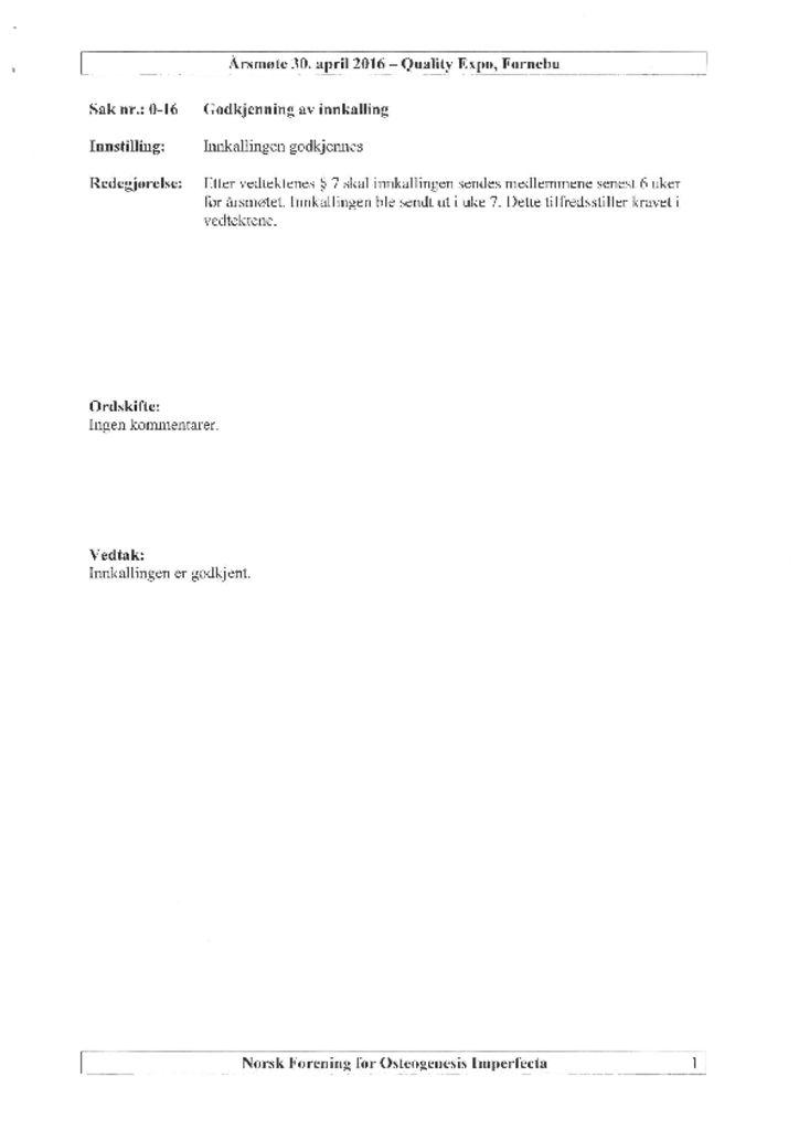 thumbnail of Referat NFOIs årsmøte 2016