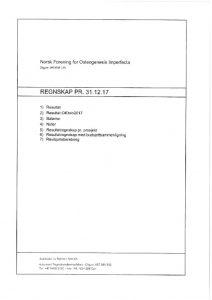 thumbnail of Regnskap 2017 -Signert