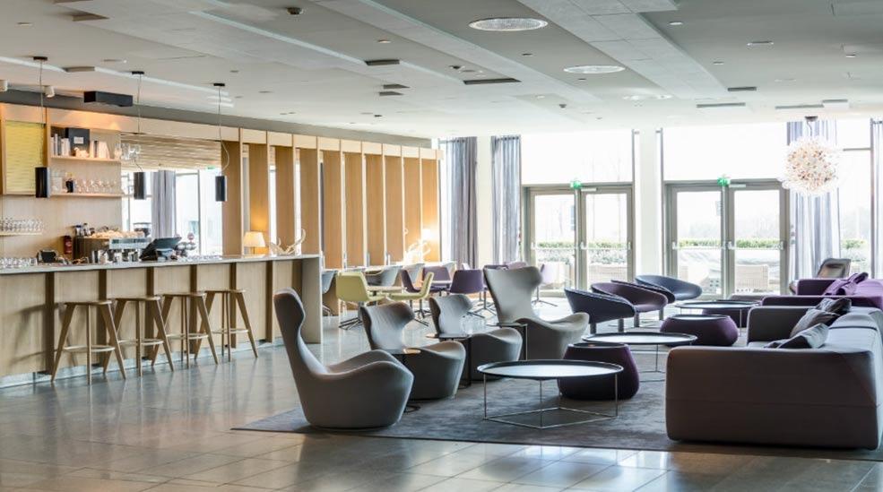 Bilde av bar område på Quality Expo Fornebu