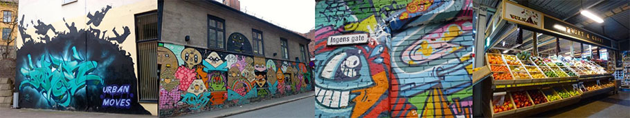 Urban ungdomsleir i Oslo